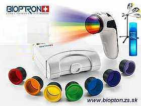 Bioptron MedAll s Color Terapy